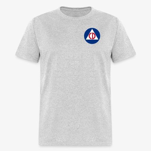 Civil Defense - Men's T-Shirt