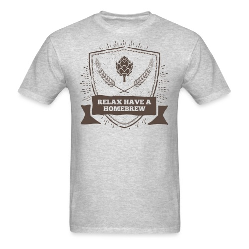 Relax have a Homebrew - Men's T-Shirt