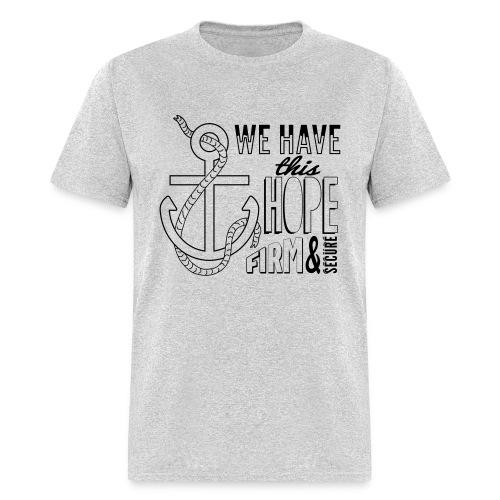Anchor Hope final - Men's T-Shirt