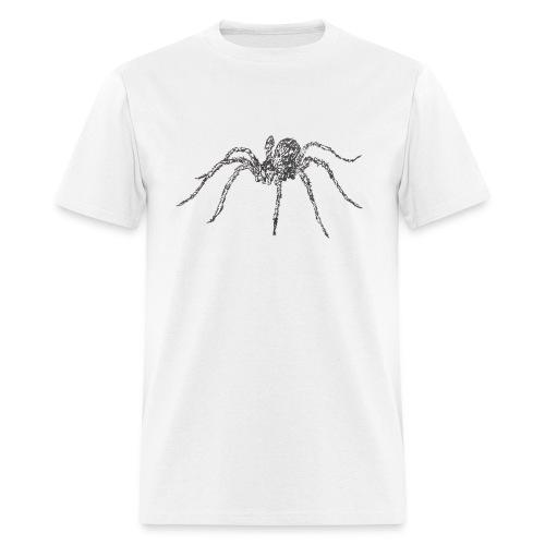 Creepy Tarantula - Men's T-Shirt