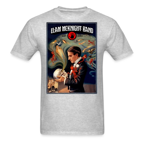 Elam McKnight Magic - Men's T-Shirt