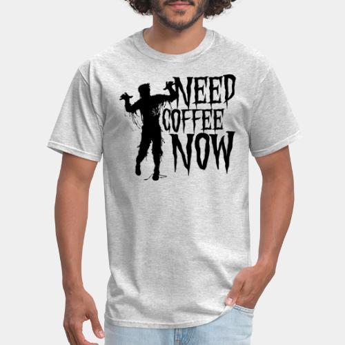 need coffee - Men's T-Shirt