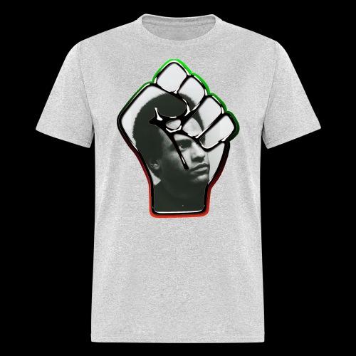Huey Newton RBG Fist - Men's T-Shirt