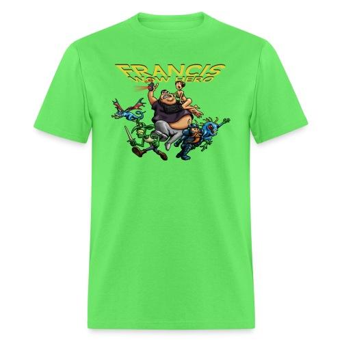 tshirt francis no background png - Men's T-Shirt