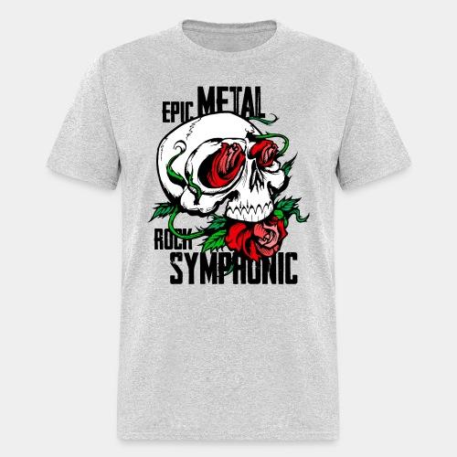 epic rock symphonic - Men's T-Shirt