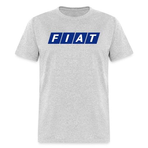 2000px Fiat logo 1968 svg png - Men's T-Shirt