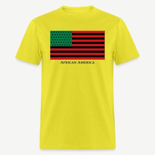 African America 2.0 - Men's T-Shirt