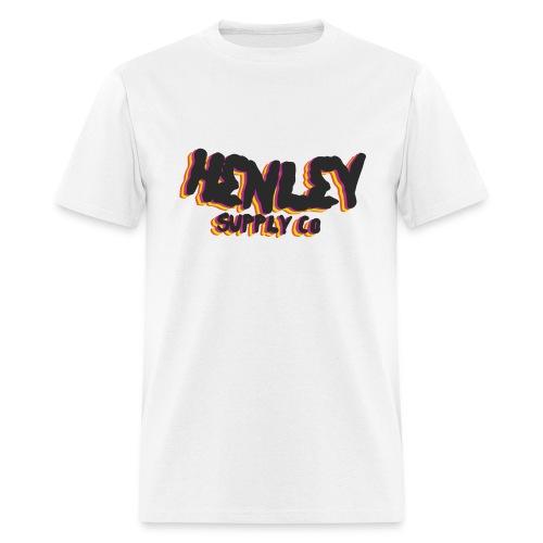 Henley Retro T-Shirt - Men's T-Shirt