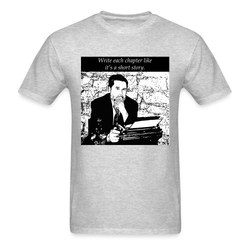 Advice for writers! - Men's T-Shirt