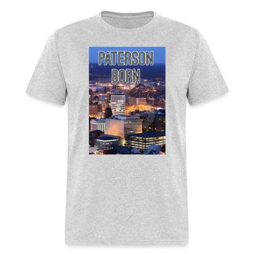 Paterson Born - Men's T-Shirt