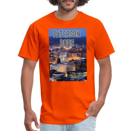 Paterson Born - Men's T-Shirt