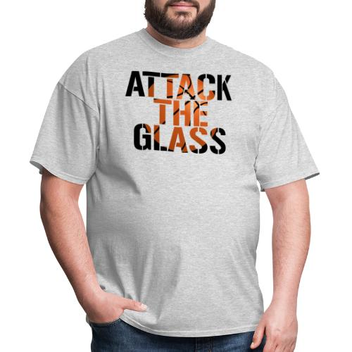 Attack the Glass Basketball - Men's T-Shirt