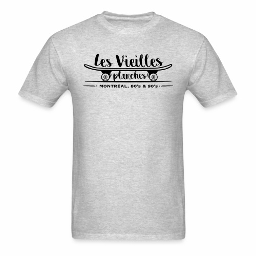 LVP Logo Noir - Men's T-Shirt