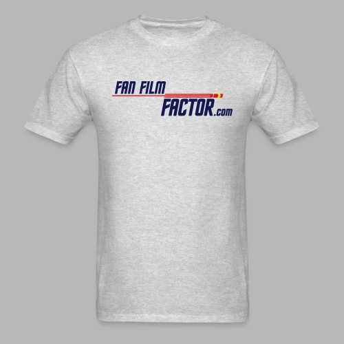 fan film factor logo - Men's T-Shirt
