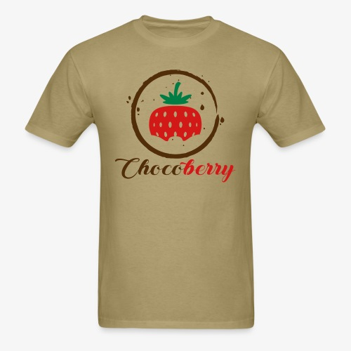 Chocoberry - Men's T-Shirt