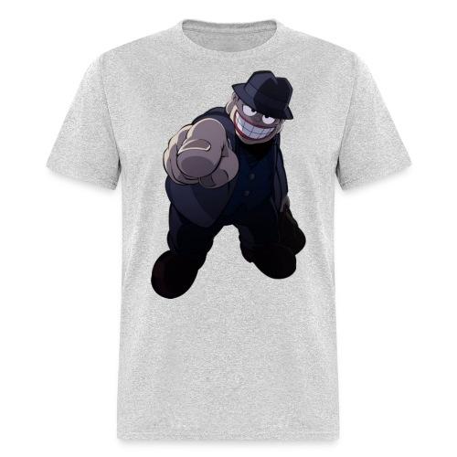 The Laughing Salesman - Men's T-Shirt