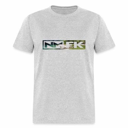 NMFK Street Style - Image Outline - Men's T-Shirt