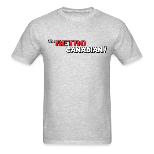 TheRetroCanadian Official Tee Shirt - Men's T-Shirt
