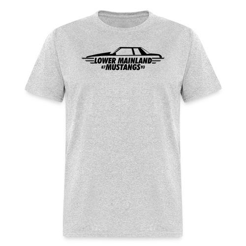 Notch1 - Men's T-Shirt