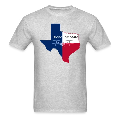 Drone Star State - Men's T-Shirt