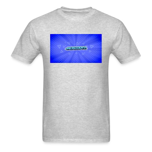 JackCodyH logo - Men's T-Shirt
