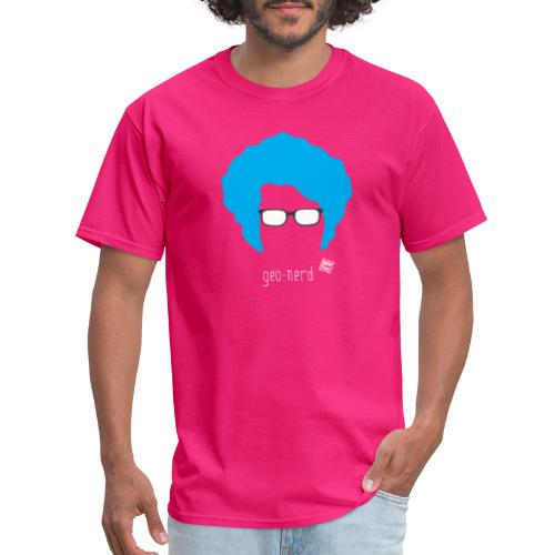 Geo Nerd (him) - Men's T-Shirt
