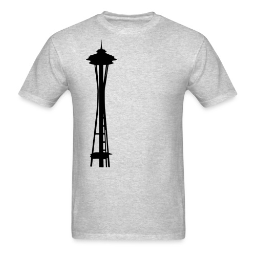 Seattle Space Needle - Men's T-Shirt