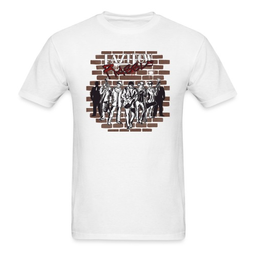 East Row Rabble - Men's T-Shirt