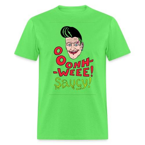 Jubilant classic hipster - Men's T-Shirt