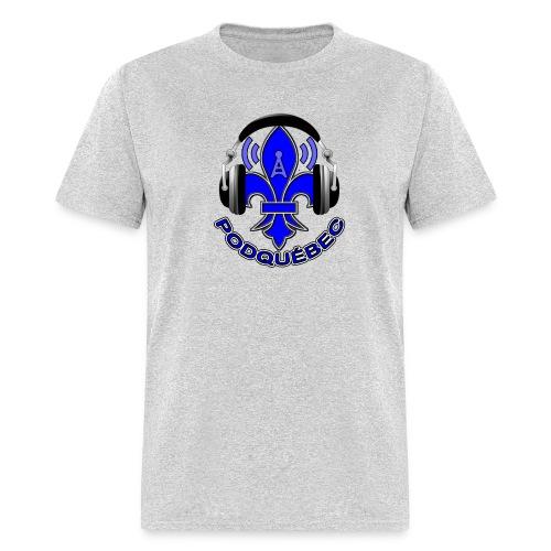 PodQuebec_Big - Men's T-Shirt