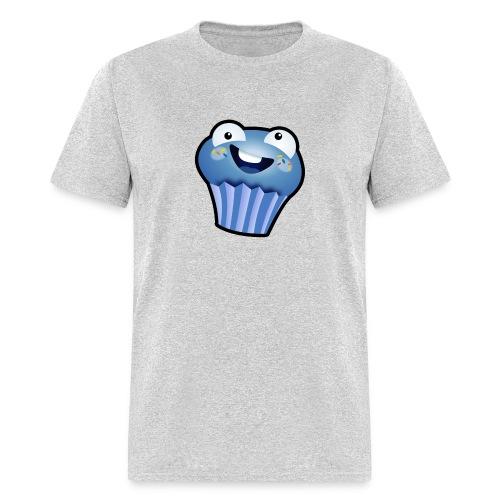 הלוגו של מאפין - Men's T-Shirt