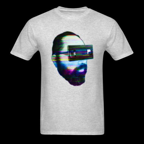 Spaceboy Music - Glitched - Men's T-Shirt