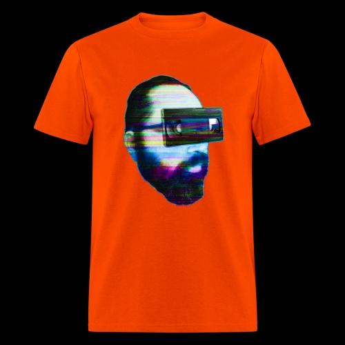 Spaceboy Music - Glitched - Men's T-Shirt
