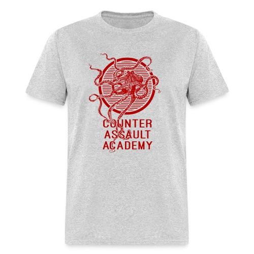 Counter Assault Academy Octopus Logo - Men's T-Shirt