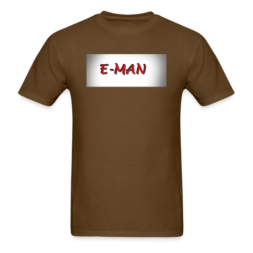 E-MAN - Men's T-Shirt