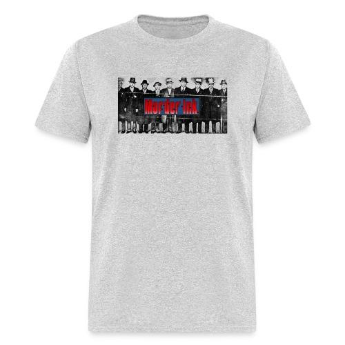 Murderinc logo - Men's T-Shirt