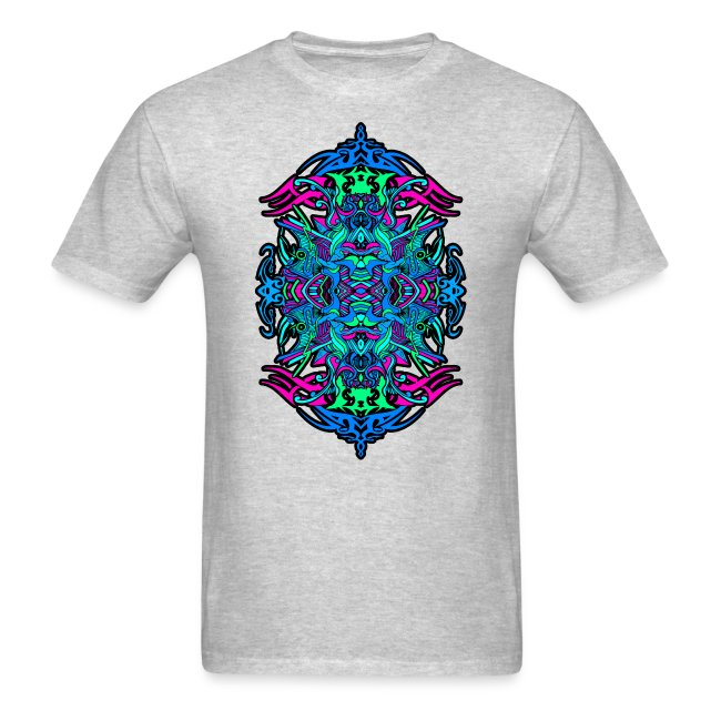 Eternal Voyage 4 - Neon Edition Men's T-Shirt
