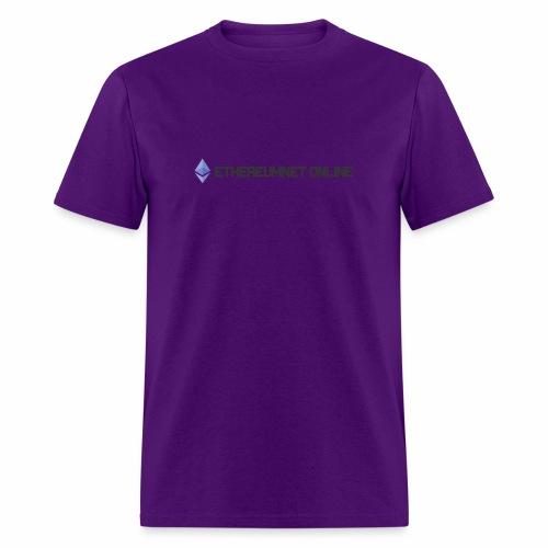 Ethereum Online light darkpng - Men's T-Shirt