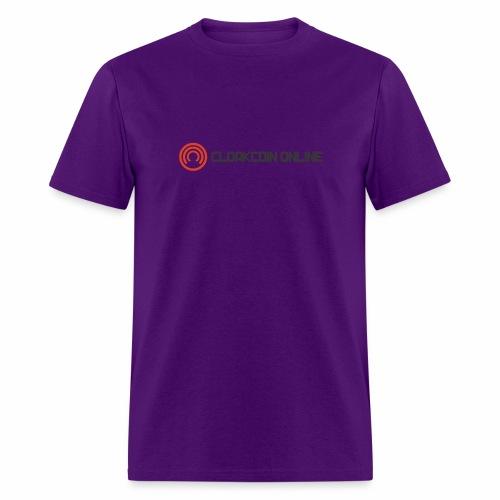 Cloakcoin online dark - Men's T-Shirt