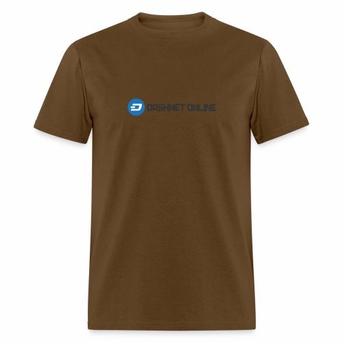 dashnet online dark - Men's T-Shirt