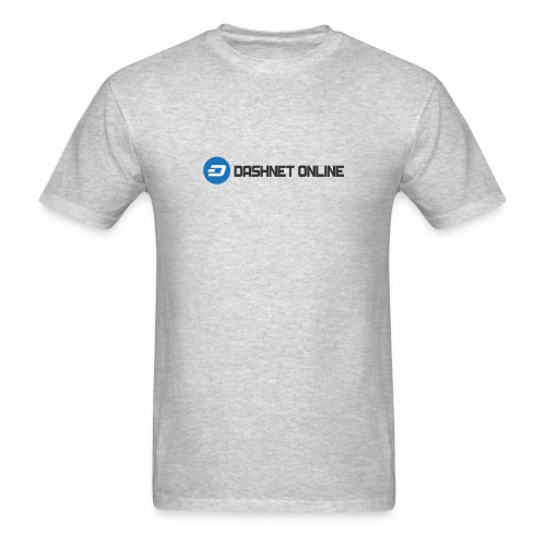 dashnet online dark - Men's T-Shirt