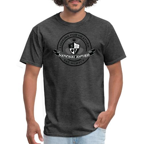 Looking For Heather - National Anthem Crest - Men's T-Shirt