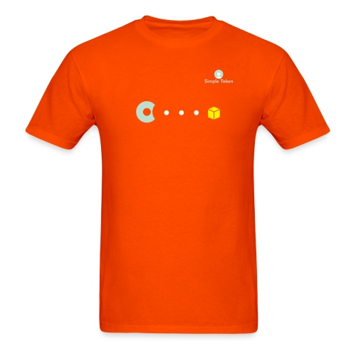 SimpleToken Pacman by Titus - Men's T-Shirt