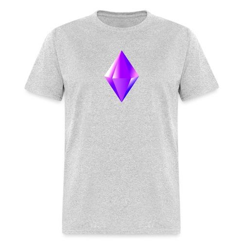 Crystal clear Heart - Men's T-Shirt