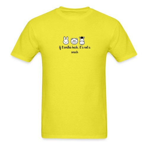 SMILE BACK - Men's T-Shirt