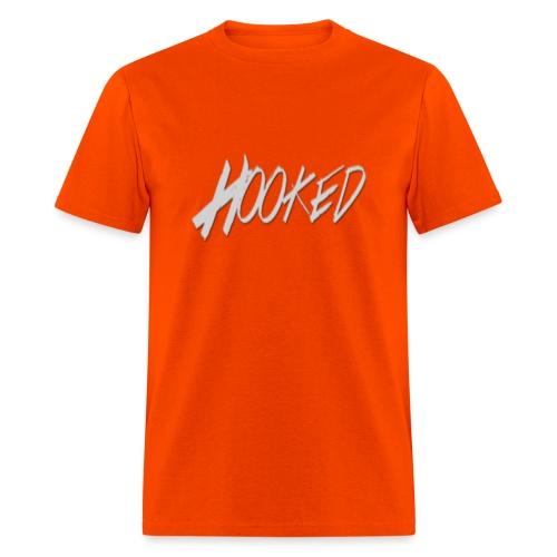 hooked - Men's T-Shirt