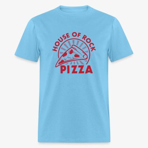 HOR Pizza Red - Men's T-Shirt
