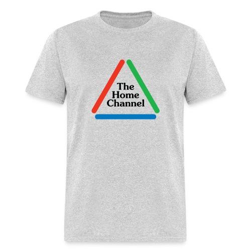 The Home Channel - Dark - Men's T-Shirt