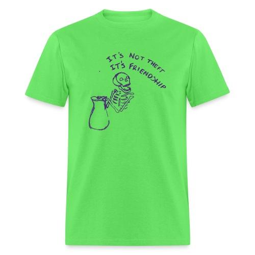 tax n friends - Men's T-Shirt