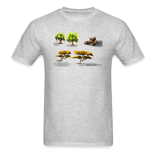 Naturelle - Men's T-Shirt
